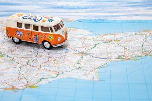 Un viaje en camper: consejos antes de salir