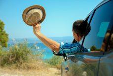 Conducir en verano sin consumir excesivamente