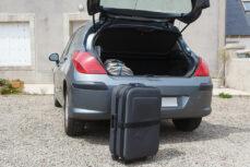 Cargar correctamente el vehículo